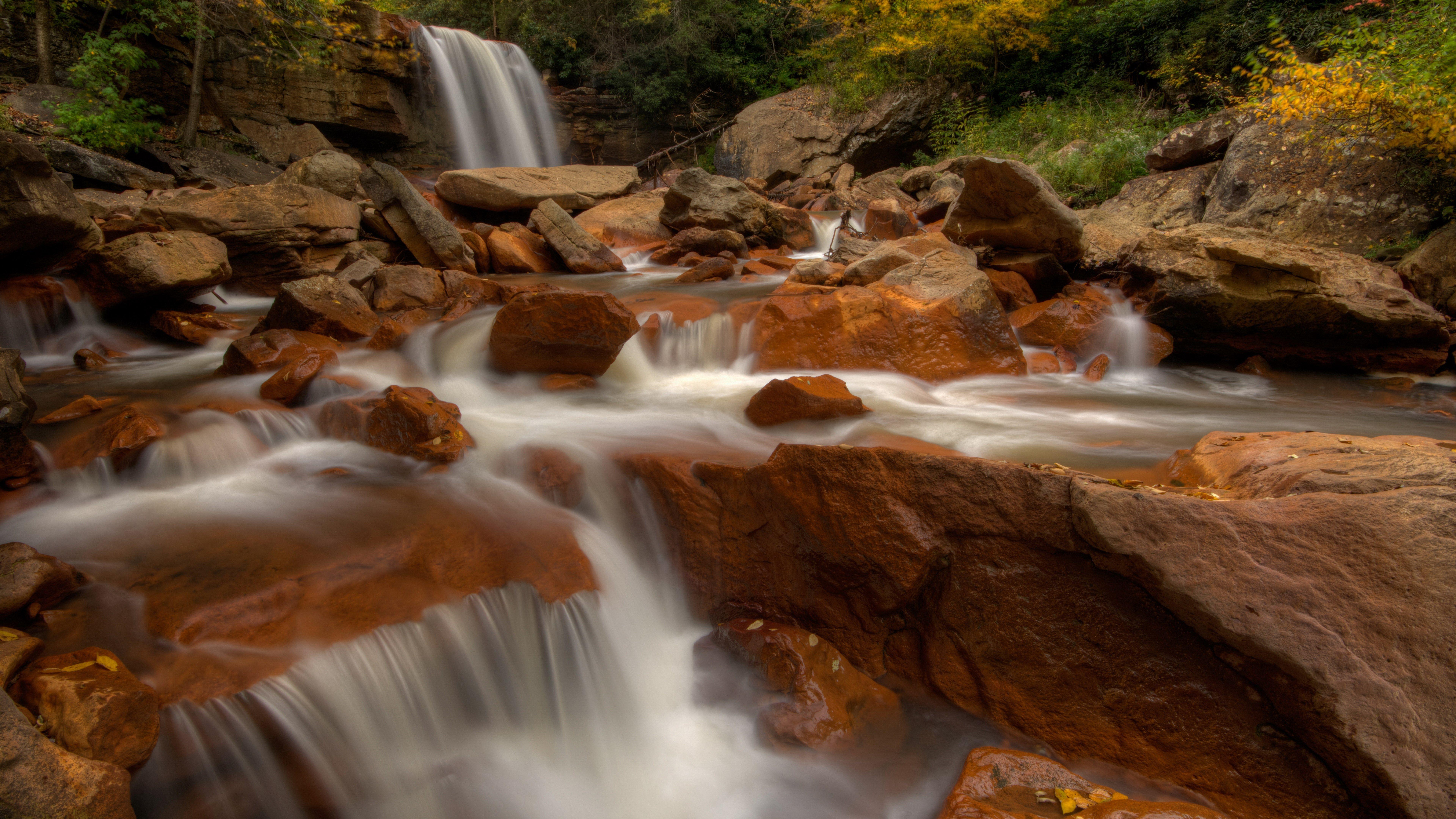 ultra hd wallpaper 8k resolution 7680x4320 waterfall nature wallpaper | CATARATAS | West ...