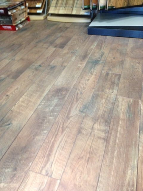 Mannington historic oak in color charcoal can 39 t go wrong for Floors to go laminate flooring