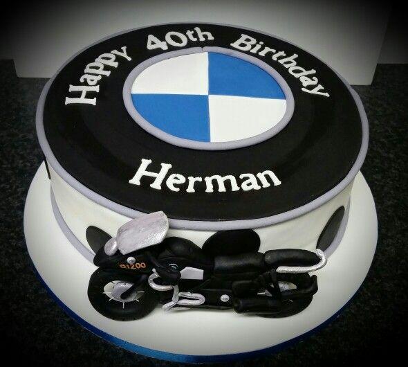 bmw bike cake   c a k e s   pinterest   bike cakes and cake