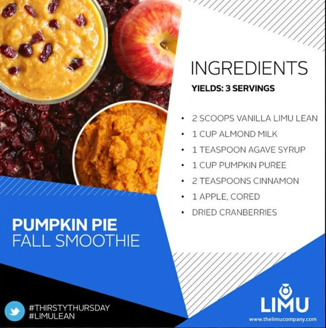 To Order Limu Lean Shake