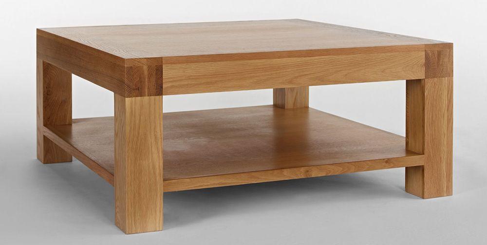 Attractive Santana Oak Coffee Table