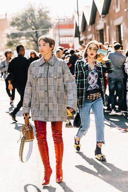 Street style SS18-Milan Fashion Week day 1 #milanfashionweeks,
