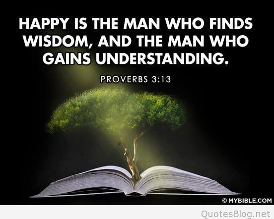 Wisdom Quotes Bible Adorable Wisdom Bible Quotes And Sayings With Pictures  Bible Verses I Love