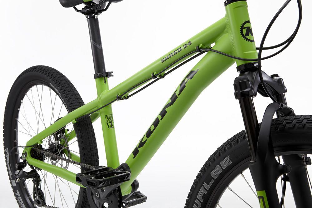 Kona Bikes 2015 Bikes Kids Shred 24 Mountain Bike