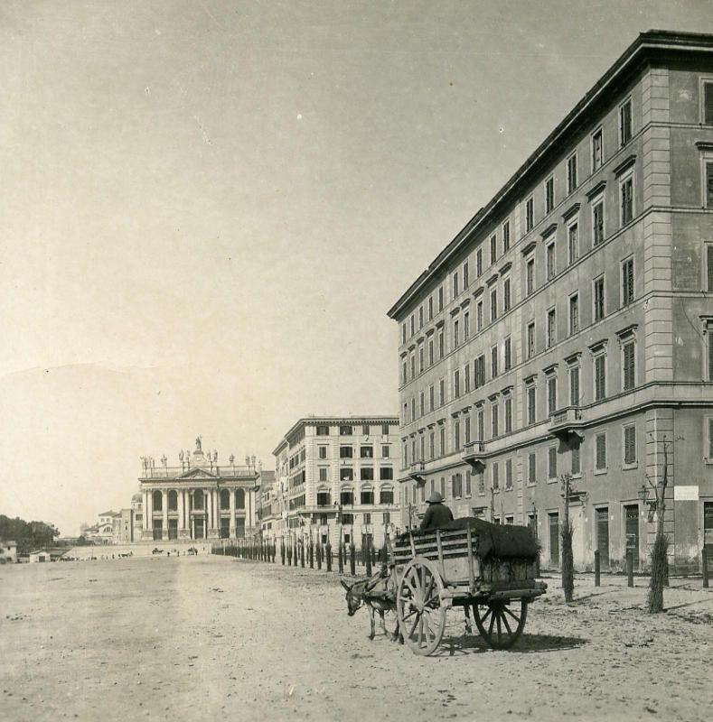 s.giovanni 1900 ca | Roma, Foto storiche, San giovanni