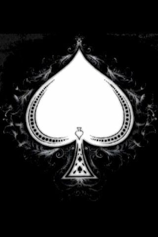 ace of spade wallpaper  320x480 Hd Ace Of SpADes Iphone Wallpapers | Cool iPhone Wallpapers ...