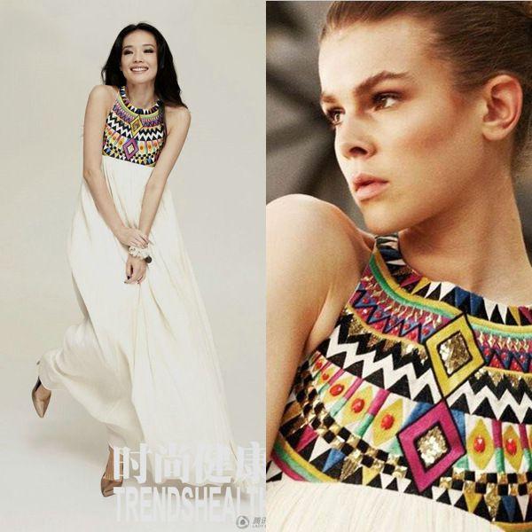 c043d37da31d Summer Women s long skirt New White graceful empire dress classical  embroidery Design Best seller D938  15.99