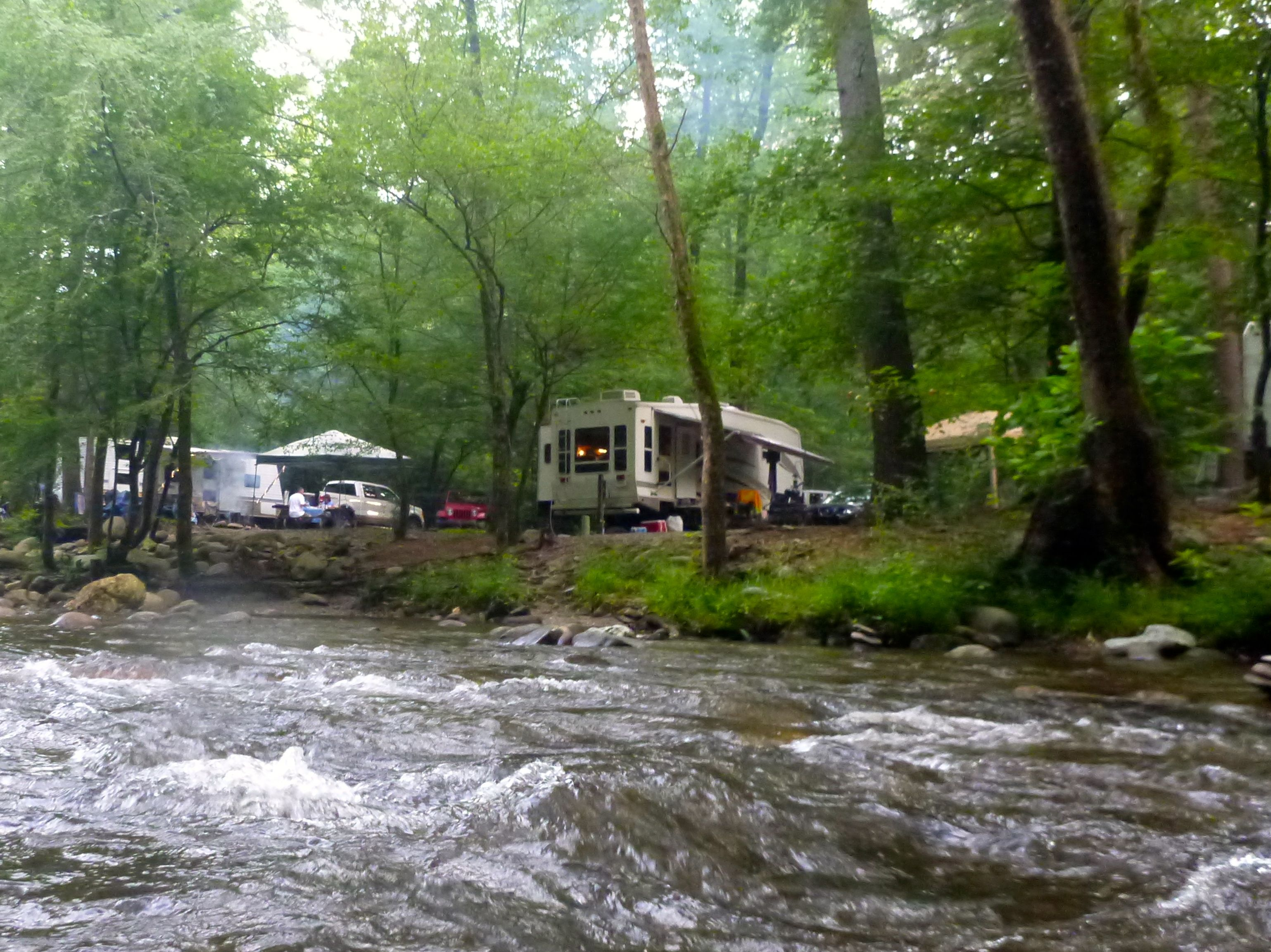 Great Smoky Mountains Shakedown Part Two With The Townsend Koa Smoky Mountains Smokies Great Smoky Mountains