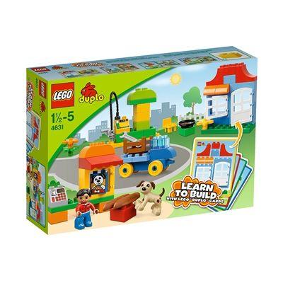 LEGO DUPLO Mit første byggeri | køb nu på salling.dk