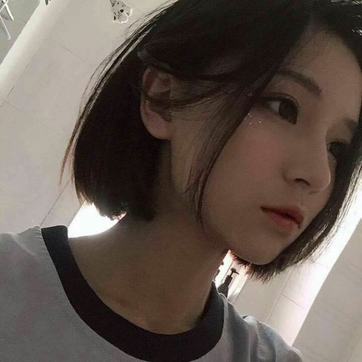 Sb 10 Mi 1 Ab 20 Only Paypal After Buy You Can Change The Details Of Clothing Or Colour You Can T Resell Th Ulzzang Hair Girl Short Hair Ulzzang Girl