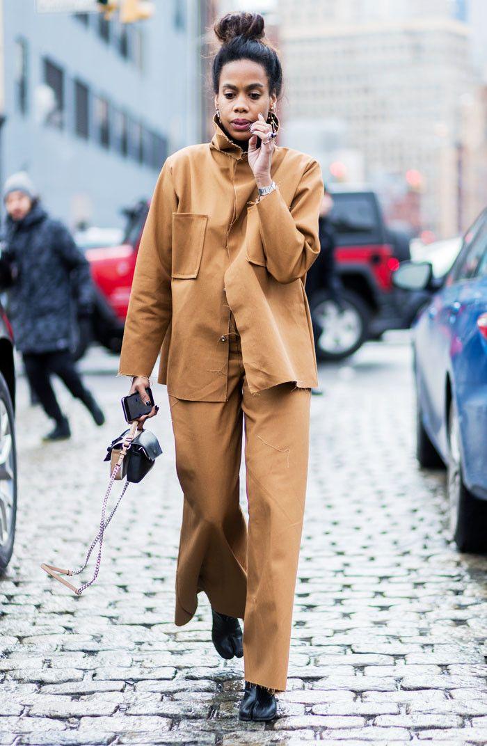 843e3d661793 This German Editor Is 2017 s New Street Style Darling via  WhoWhatWearUK