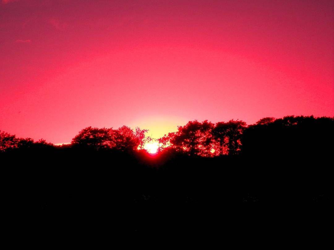 Red sky at night...Norfolk delight  ,  Red sky at night...Norfolk delight  ,