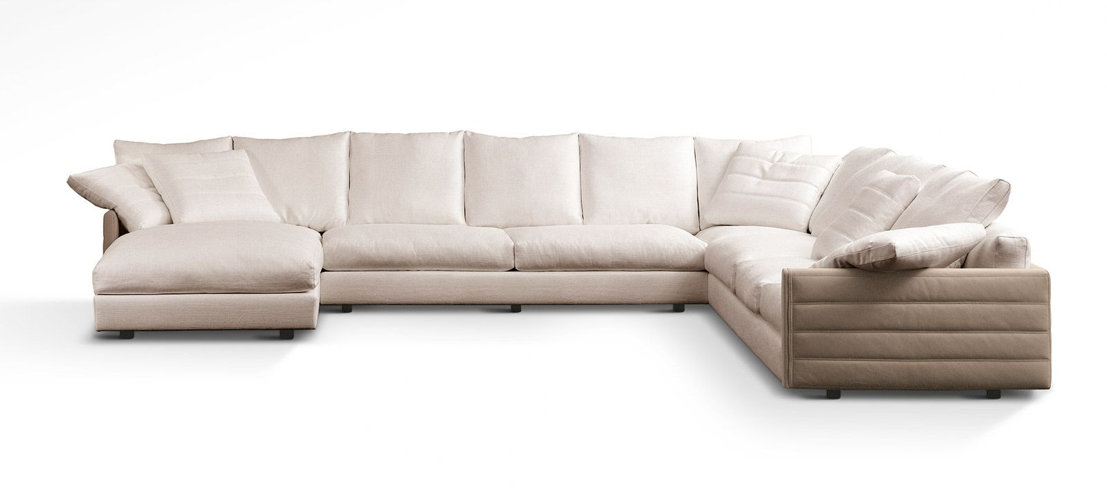 Fesselnde Breites Sofa Referenz Von Giorgetti, Made In Italy: Wally Sofa, Project