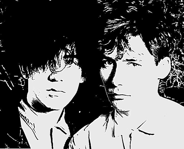 The Jesus and Mary Chain - photo manipulation