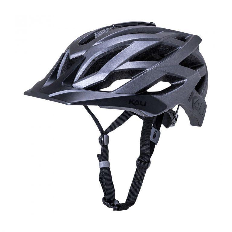 Kali Protectives Helmet Lunati Small Medium Solid Matte Titanium