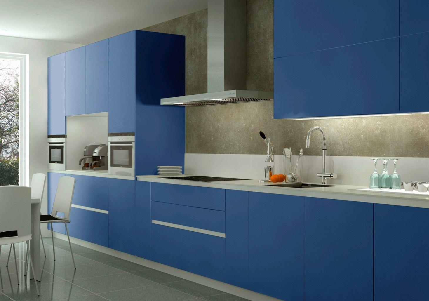 5 colores para tus muebles de cocina, ¿te atreves? | Muebles de ...