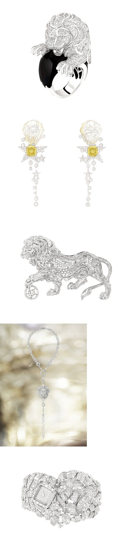 Know a deserving Leo for Chanel's Sign of the Lion