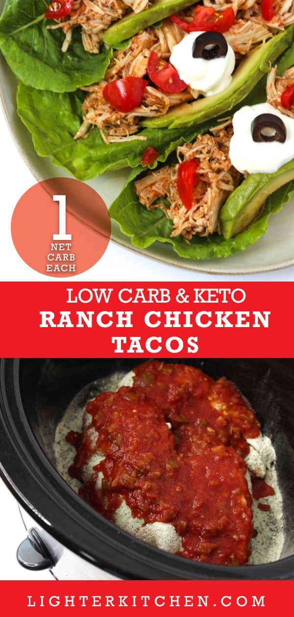 Quick and easy Shredded Chicken recipe! This Keto chicken recipe is a healthy dinner recipe the entire family will love. It's loaded with flavor and perfect for low carb style tacos. This Keto recipe is the perfect freezer meal for an easy weekday meal. Only 1 net carb per serving! #keto #ketorecipes #lowcarb #lowcarbrecipes #30minutemeals #healthydinnerideas #healthyrecipes #easyrecipes #tacorecipes #groundbeefrecipes #lettucewraprecipes #easydinnerideas #freezermeal #shreddedchickentacos
