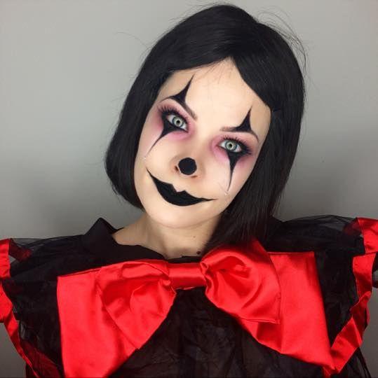 Halloween Makeup Easy Clown.Clown Joker Makeup Easy Costume Ideas You Can Do With