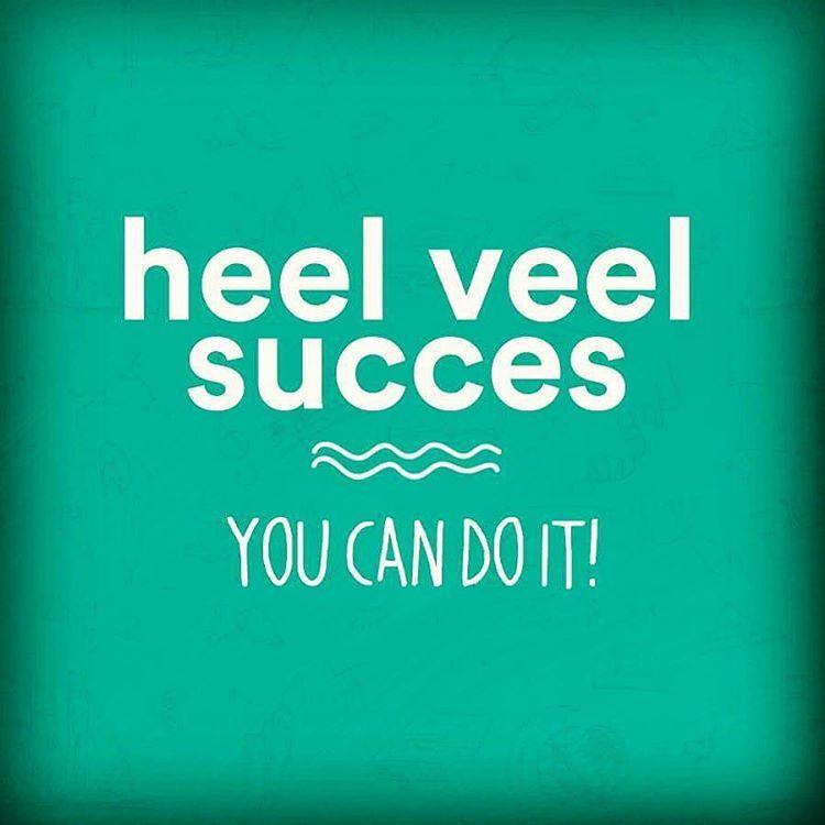 Citaten Succes : Wij wensen iedereen die vandaag of morgen start met de