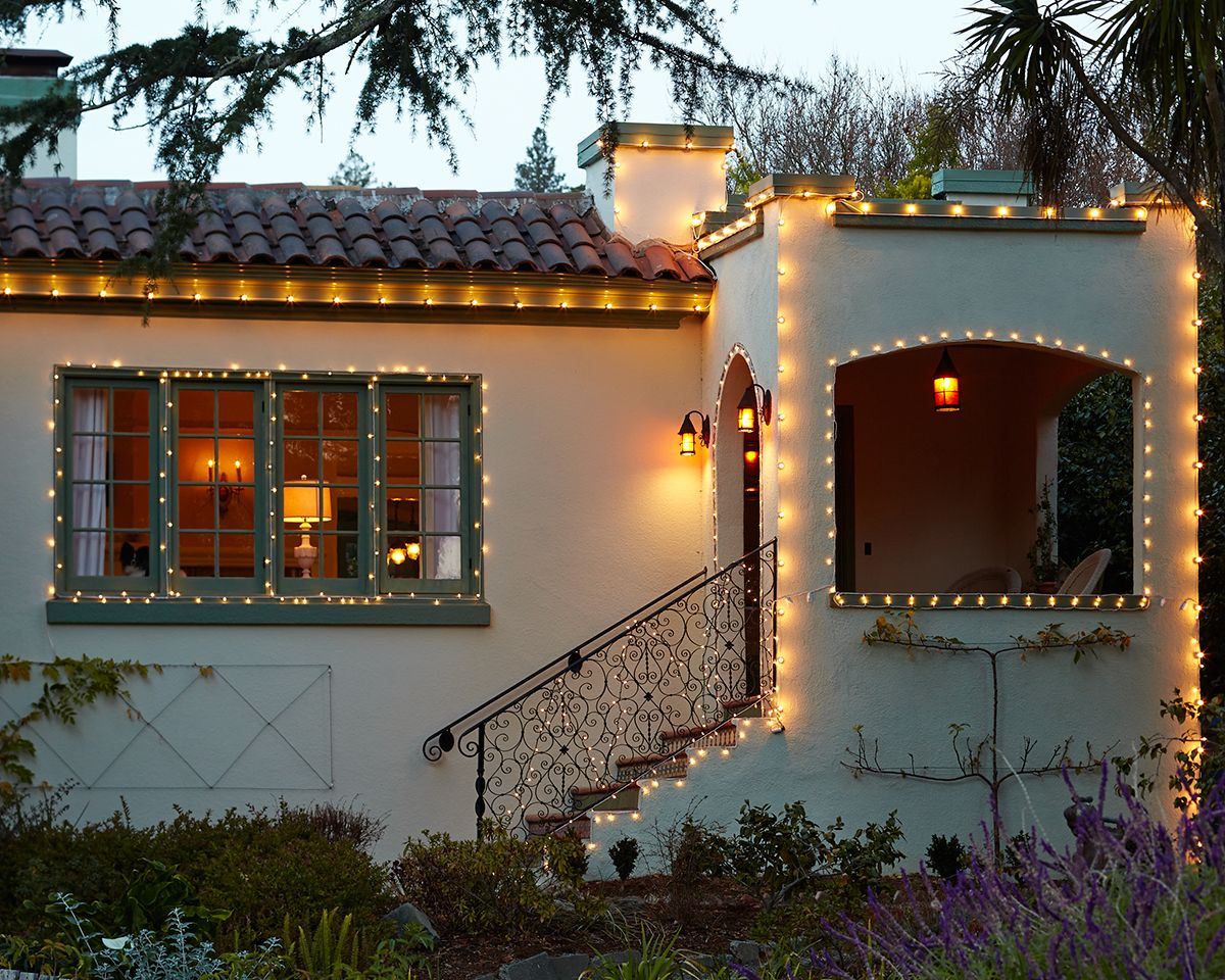 House Spanish Colonial Bungalow