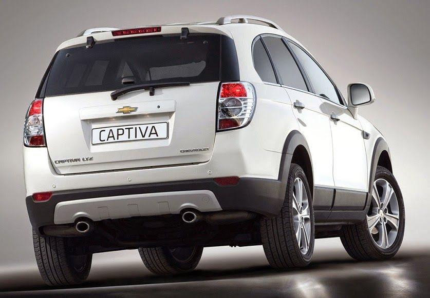 Fitur Dan Teknologi Baru Chevy Captiva Facelift Yang Tercanggih Tidak Dimiliki Oleh Mobil Lainnya Ada