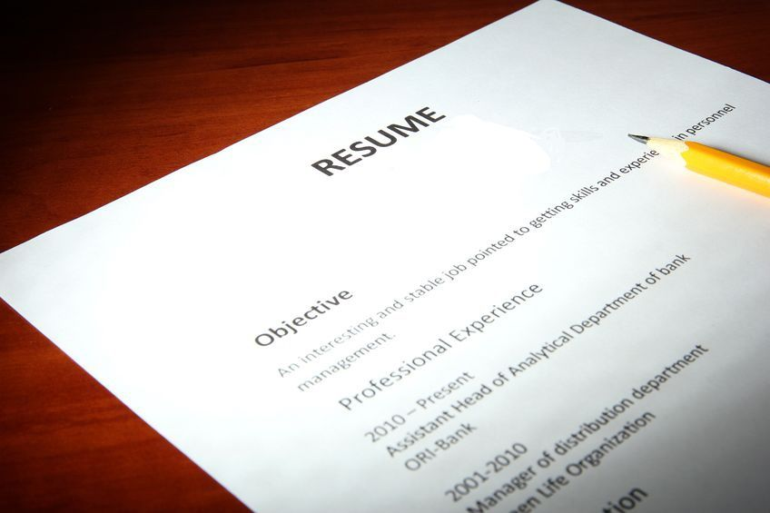 How to make a perfect resume that matches your career