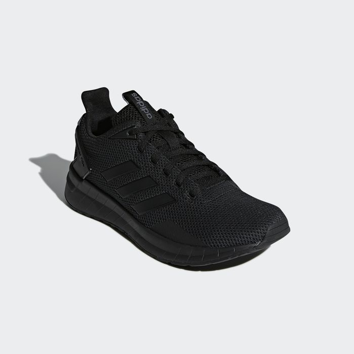 Questar Ride Shoes Grey 9 Mens | Black nike shoes, All black