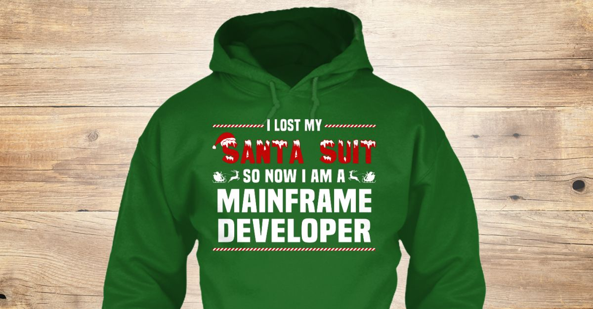 If You Proud Your Job, This Shirt Makes A Great Gift For You And Your Family.  Ugly Sweater  Mainframe Developer, Xmas  Mainframe Developer Shirts,  Mainframe Developer Xmas T Shirts,  Mainframe Developer Job Shirts,  Mainframe Developer Tees,  Mainframe Developer Hoodies,  Mainframe Developer Ugly Sweaters,  Mainframe Developer Long Sleeve,  Mainframe Developer Funny Shirts,  Mainframe Developer Mama,  Mainframe Developer Boyfriend,  Mainframe Developer Girl,  Mainframe Developer Guy…