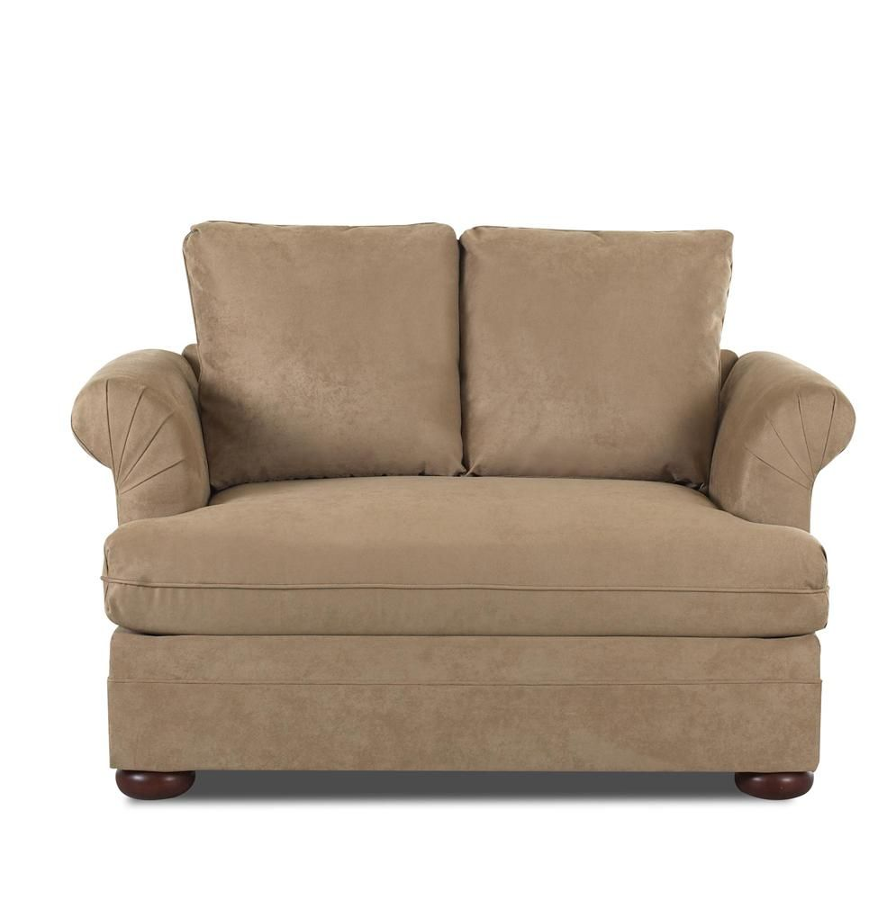 Wilmington Twin Sleeper Loveseat By Klaussner Value City Furniture Sofa New Jersey Nj Staten Island