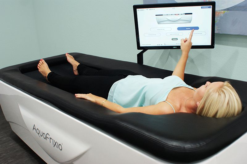 AquaFrixio Hydro Massage System Brings Benefits for Users
