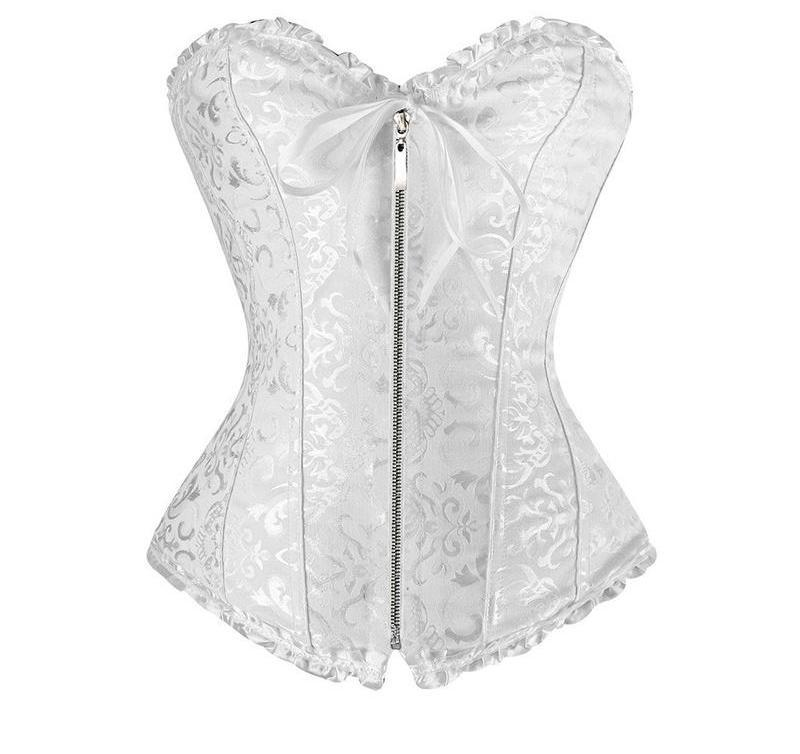fae0fe007db Item Type  Bustiers   Corsets Pattern Type  Solid Material  Spandex
