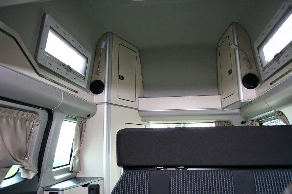 ford transit custom nugget camperbus pinterest ford. Black Bedroom Furniture Sets. Home Design Ideas