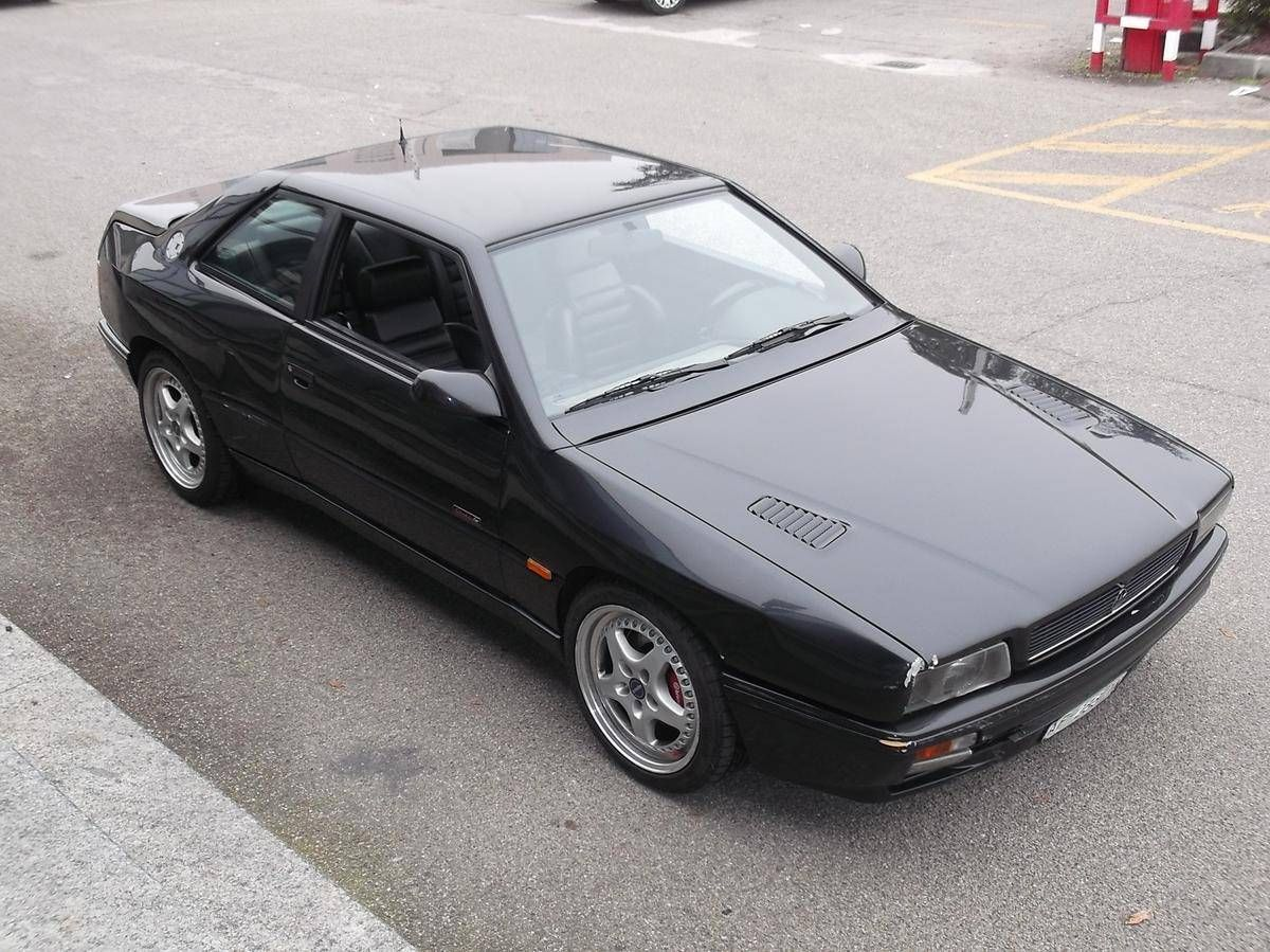 1996 Maserati Ghibli Cup