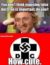 Image result for prosperity gospel memes