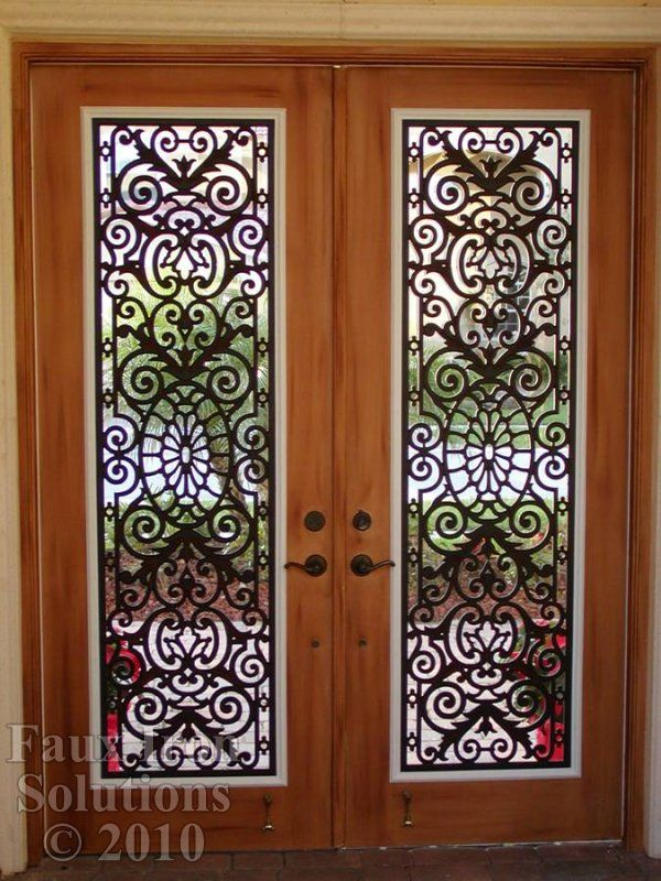 This Isn T Wrought Iron It S A