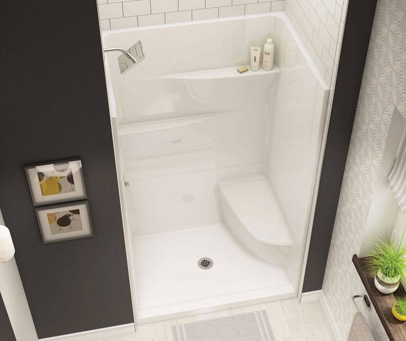 Gallery Sh 4834 With Images Maax Fiberglass Shower Tub Remodel