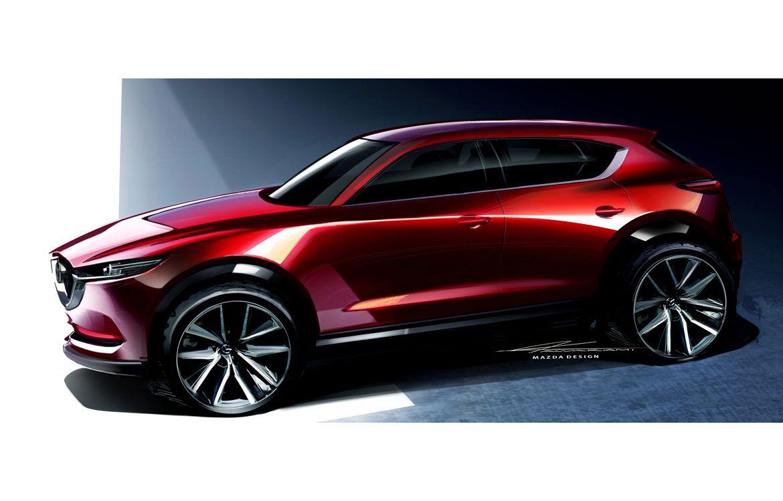 Mazda Cx 5 Espressed Energy Auto Design Car Design Car Design Sketch Automotive Design