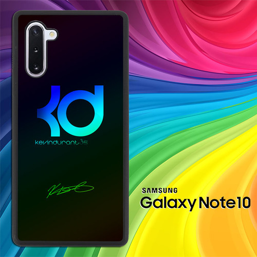 Kevin Durant Logo X5055 Samsung Galaxy Note 10 Case In 2020 Galaxy Note 10 Samsung Galaxy Note Galaxy Note