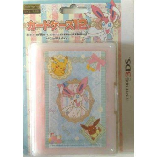 Sylveon Pokemon Nintendo Case by