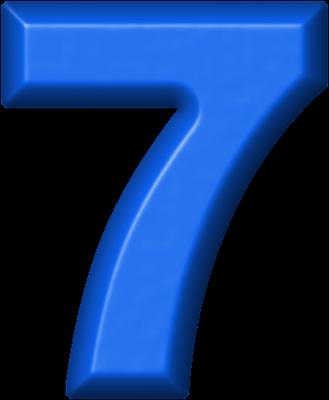 Presentation Alphabets Blue Refrigerator Magnet 7 Alphabet Presentation Doodle Lettering