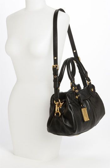 2efb73aa6a29 MARC BY MARC JACOBS 'Classic Q - Baby Groovee' Leather Satchel | My ...