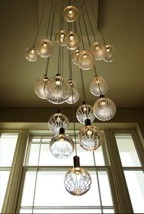 Modern cascading chandeliers led chandelier in chandeliers compare prices read reviews and