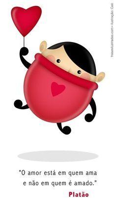 ♡ Onde o amor está #Pensamentos #Frases