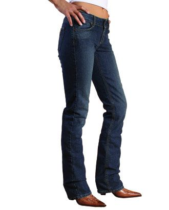 Wrangler® Ladies' 9MWZ Low Rise Boot Cut Jeans :: Jeans :: Ladies :: Apparel :: Fort Western Online