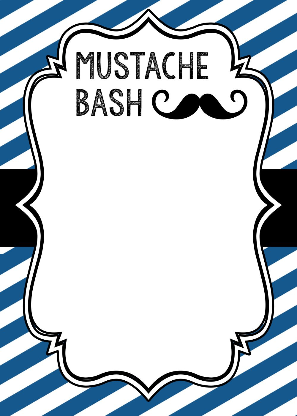 mustache-invitation.jpg (1000×1400) | BIRTH | Pinterest | Mustache ...
