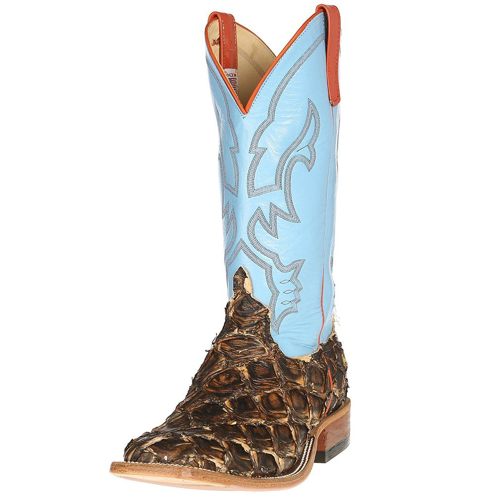 Men S Anderson Bean Rusty Crush Bass W Lupine Kid Top Cowboy Boots Cowboy Boots Boots Cowboy