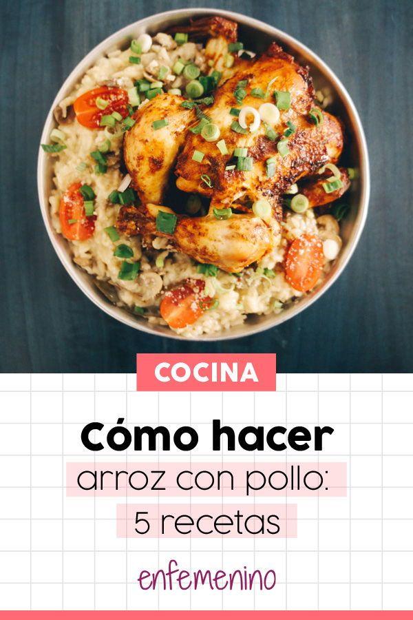 Cómo hacer arroz con pollo?: las 5 mejores recetas para preparar ...