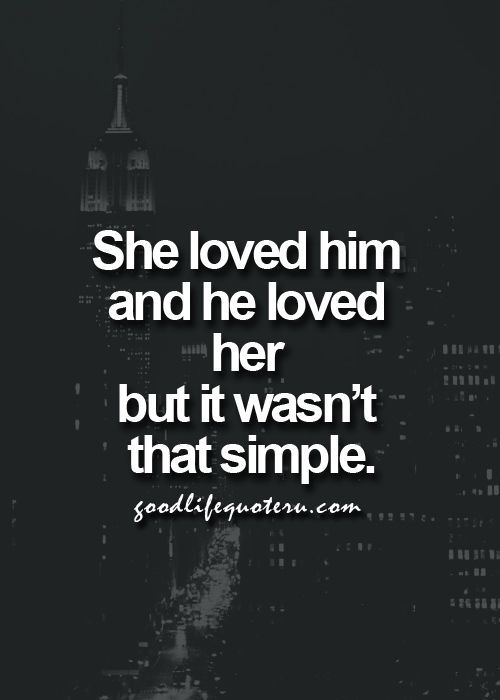 Not that simple.