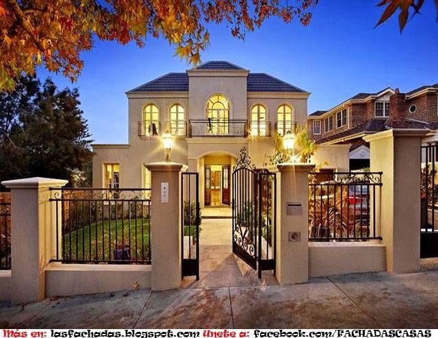 Attractive Haus, Wohnen, Moderne Hausfassaden, Moderne Häuser, Hauswand, Georgianischer  Haus, Wohnideen, Vor Zaun, Haus Innenarchitektur